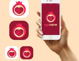 #44 for Design a Logo For a Dating App(ICON) -- 2 by Attebasile