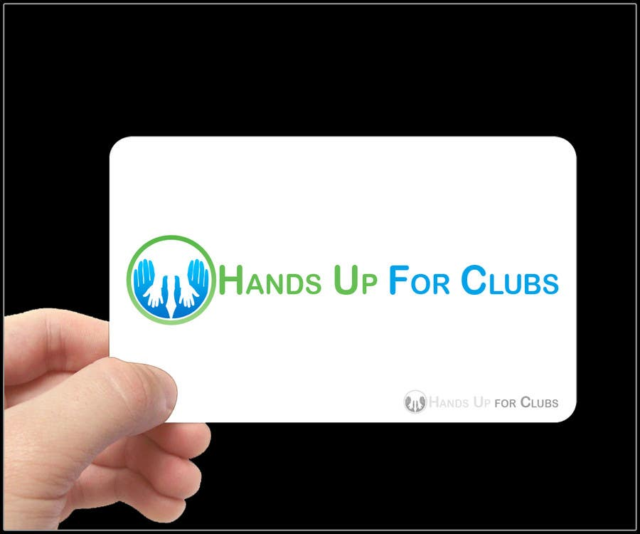 Proposition n°110 du concours Design a Logo for Hands Up for Clubs