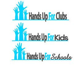 nº 87 pour Design a Logo for Hands Up for Clubs par manuel0827
