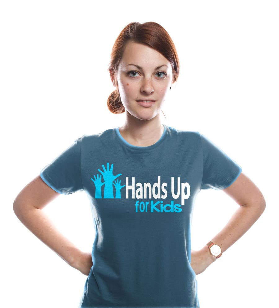 Proposition n°89 du concours Design a Logo for Hands Up for Clubs