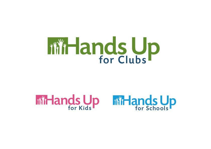 Inscrição nº 73 do Concurso para Design a Logo for Hands Up for Clubs
