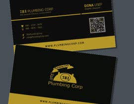 #66 for Design some Business Cards by dinausef