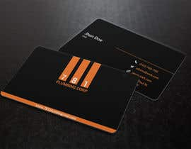#65 for Design some Business Cards by Jahi9