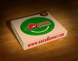 jaicer tarafından Design on a Pizza type box for a clothes online store için no 7