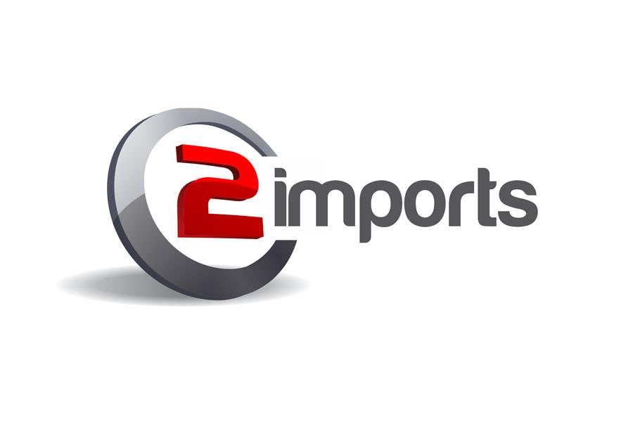 Kilpailutyö #441 kilpailussa Logo Design for 2C imports