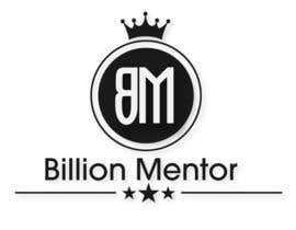 Nro 26 kilpailuun Design a logo for billionmentor motivational instagram page käyttäjältä DJMK