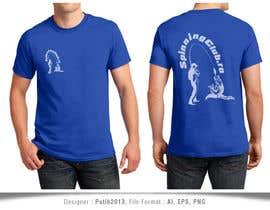 Nro 9 kilpailuun Create design to be added Tshirt käyttäjältä putih2013