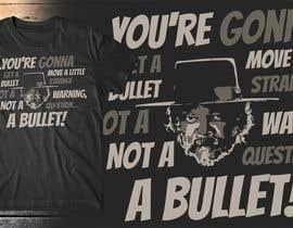 Nro 11 kilpailuun Quentin Taranatino's movie T-shirt käyttäjältä db1404