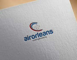 #91 para Design a clean logo for airorleans.com de adilesolutionltd