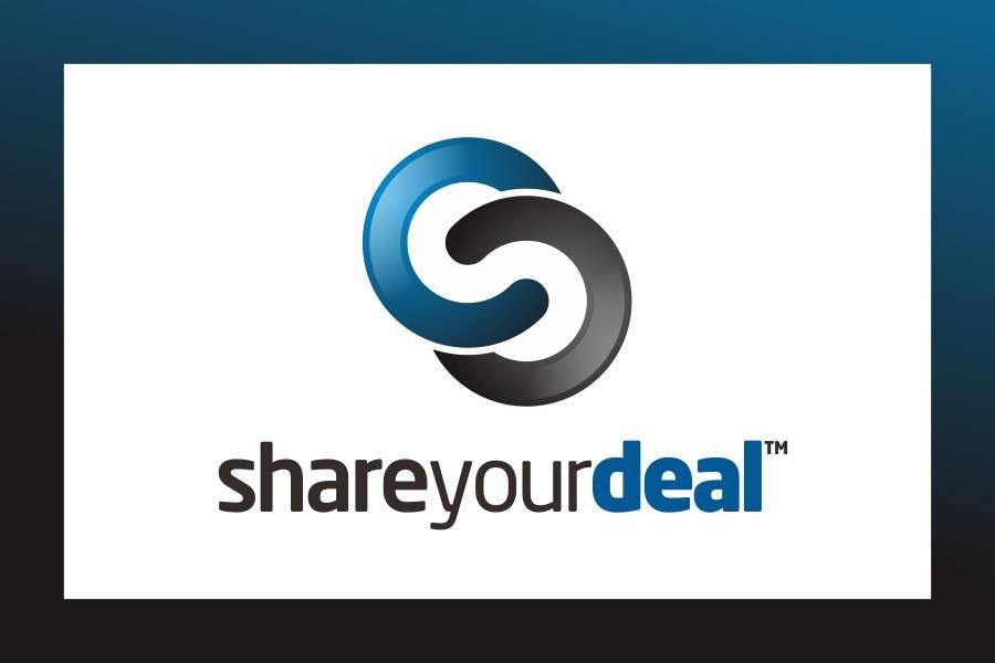 Participación en el concurso Nro.143 para Logo Design for Shareyourdeal