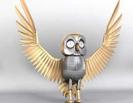 #21 para Robotic Bubo Ornithopter Design de judge3D