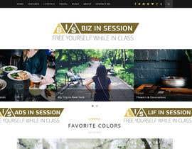 darkoosk tarafından Develop a Brand Identity for a website için no 182