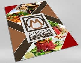 #4 for Menu Design #13 by AndriiOnof