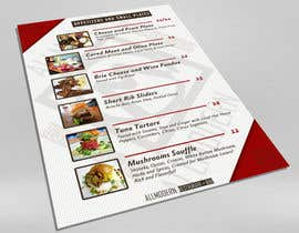 #5 for Menu Design #13 by AndriiOnof