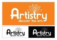 Participación Nro. 106 de concurso de Graphic Design para Logo + Symbol for 'Artistry' - art based video production brand.