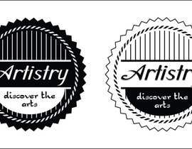 #129 for Logo + Symbol for 'Artistry' - art based video production brand. by mutaz2015