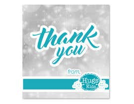 #29 for Design a thankyou card by jasminmaurice