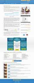 Image of                             Improve design on one webpage