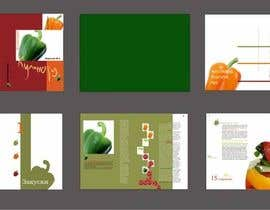 nº 1 pour Redraw illustrations for recipe booklet par adilnd