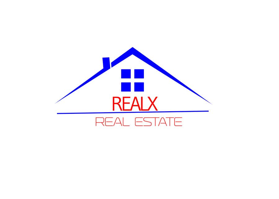 Participación en el concurso Nro.                                        26                                      para                                         REALX - Real estate brand Logo for new investors group