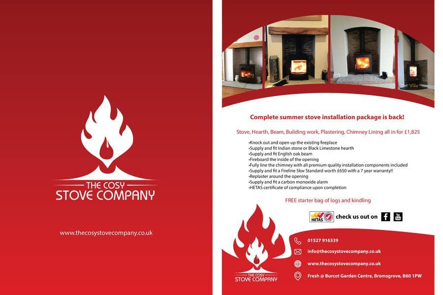 Participación en el concurso Nro.5 para Furniture Company Leaflet