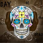 Contest Entry #20 for Design a T-Shirt for day of the dead