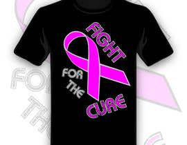 #18 untuk Design a T-Shirt for Breast Cancer Month oleh Drhen