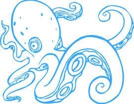 frankgdl tarafından Diseñar  logotipo de un pulpo için no 164