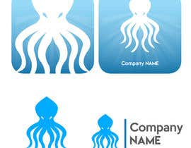 brachoeditorgraf tarafından Diseñar  logotipo de un pulpo için no 167