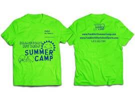 drg8 tarafından Kids Summer Camp T shirt design için no 43