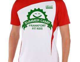 Nro 33 kilpailuun Kids Summer Camp T shirt design käyttäjältä arrahman01