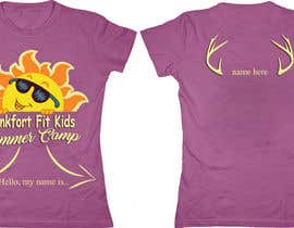 #4 for Kids Summer Camp T shirt design by AndradaDiana