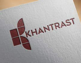 #68 for Design Khantrast logo by mahabubfakir31