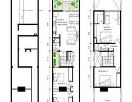 #17 for Victorian Terrace Floor Plans by arqddcc