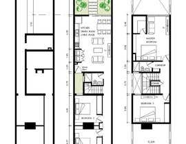 #25 for Victorian Terrace Floor Plans by arqddcc