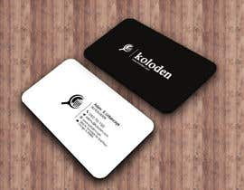 #106 para Design some Business Cards de HD12345