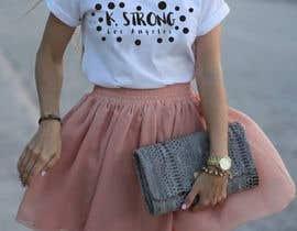 #36 para Design a LOGO T-shirt de sandrasreckovic