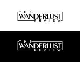 #95 for Design a Logo for The Wanderlust Review. by towhidhasan14