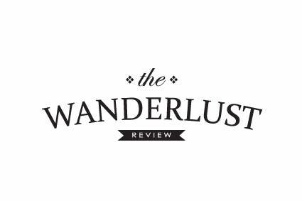 ผลงานการประกวด #                                        128                                      สำหรับ                                         Design a Logo for The Wanderlust Review.