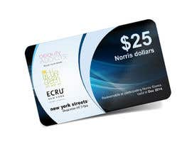 #7 for Business Card Voucher by ezesol