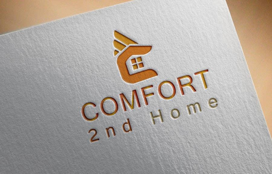 Participación en el concurso Nro.                                        69                                      para                                         Logo Design Comfort 2nd Home