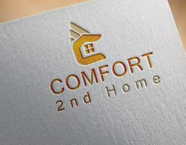 #70 para Logo Design Comfort 2nd Home de malas55