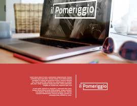 """#3 for Logo """"il Pomeriggio"""" by mariacastillo67"""