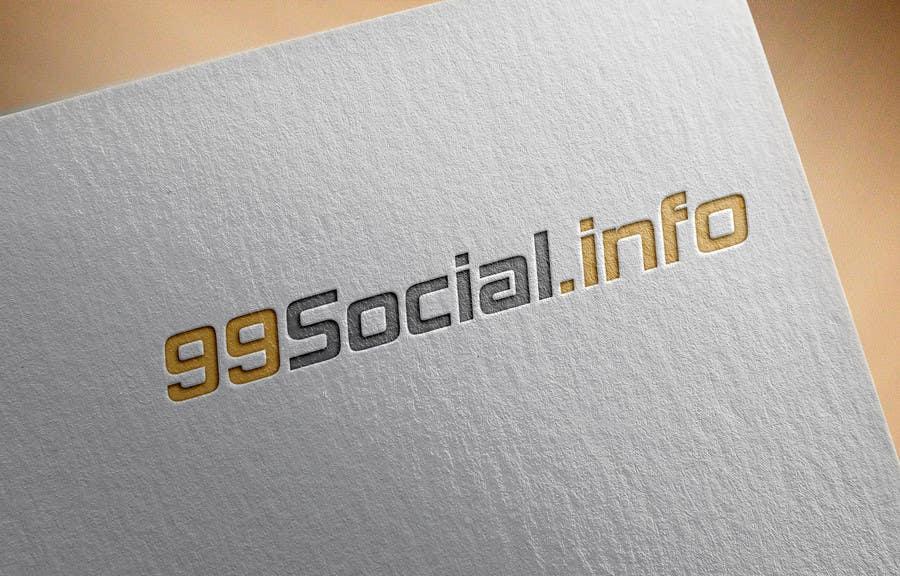 Participación en el concurso Nro.                                        20                                      para                                         Design a Logo for 99Social