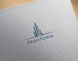 #50 para DekoTown Logo por GururDesign