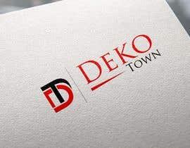 #77 para DekoTown Logo por Maaz1121