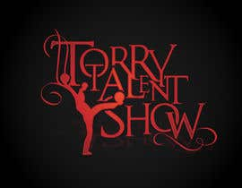 "nº 10 pour Logo e grafica per lo spettacolo ""Torry Talent Show 2014"" par PoisonedFlower"