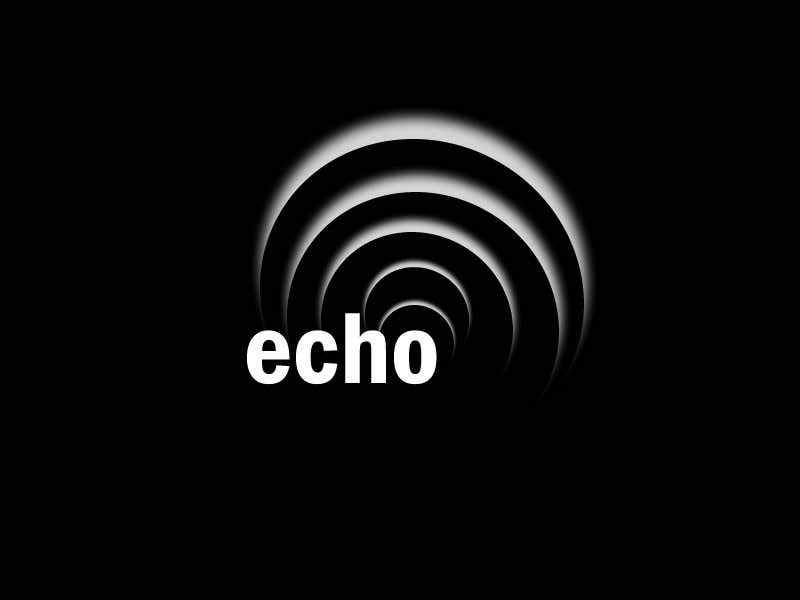#6 for Design a Logo for Echo or Echo Alert by alek2011