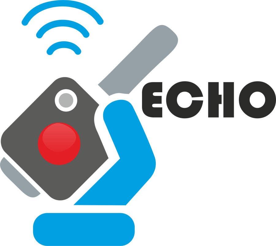 #246 for Design a Logo for Echo or Echo Alert by samueltranchida
