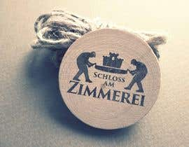 #22 para Logo Design for - ZIMMEREI AM SCHLOSS de muaktiv